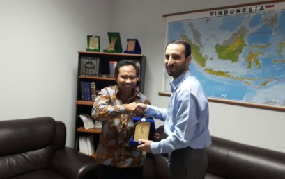Penandantanganan MOU antara Sadra International Institute dan Al-Jamiah Research Center