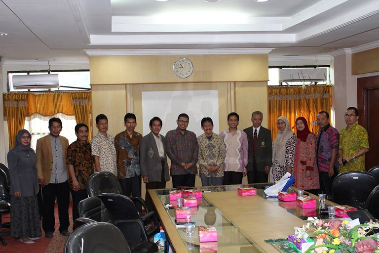 Sadra International Institute Jalin Kerjasama dengan UIN Alauddin Makassar